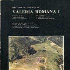 Libros: VALERIA ROMANA I. Lote 12284952