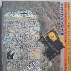 Libros: JORNADAS INTERNACIONALES DE ARQUEOLOGÍA DE INTERVENCIÓN. Lote 12391334