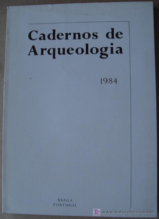 CADERNOS DE ARQUEOLOGIA (PORTUGAL) (Libros Nuevos - Historia - Arqueología)