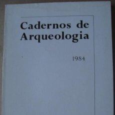 Libros: CADERNOS DE ARQUEOLOGIA (PORTUGAL). Lote 45962388