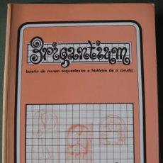Libros: BRIGANTIUM. VOLUME 5. BOLETÍN DO MUSEO ARQUEOLÓXICO E HISTÓRICO DE A CORUÑA. Lote 13230955