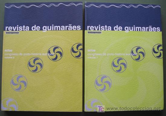 Libros: ACTAS DO CONGRESSO DE PROTO-HISTÓRIA EUROPEIA. DOS TOMOS. OBRA COMPLETA. ARQUEOLOGÍA - Foto 2 - 13249102