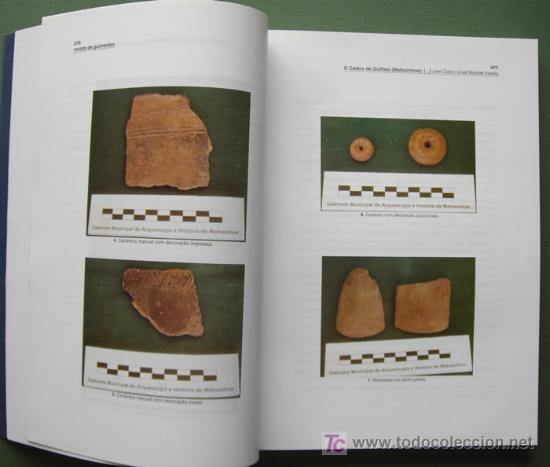 Libros: ACTAS DO CONGRESSO DE PROTO-HISTÓRIA EUROPEIA. DOS TOMOS. OBRA COMPLETA. ARQUEOLOGÍA - Foto 4 - 13249102