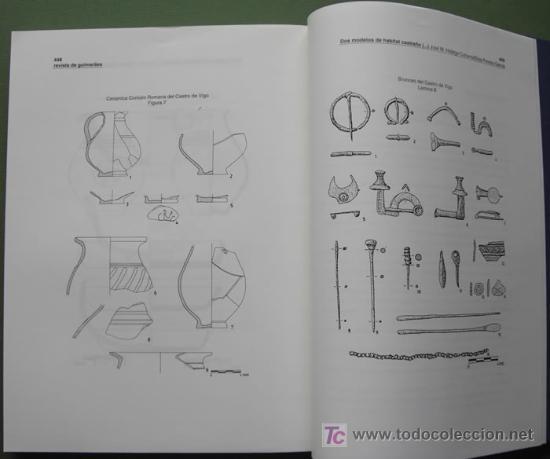 Libros: ACTAS DO CONGRESSO DE PROTO-HISTÓRIA EUROPEIA. DOS TOMOS. OBRA COMPLETA. ARQUEOLOGÍA - Foto 8 - 13249102