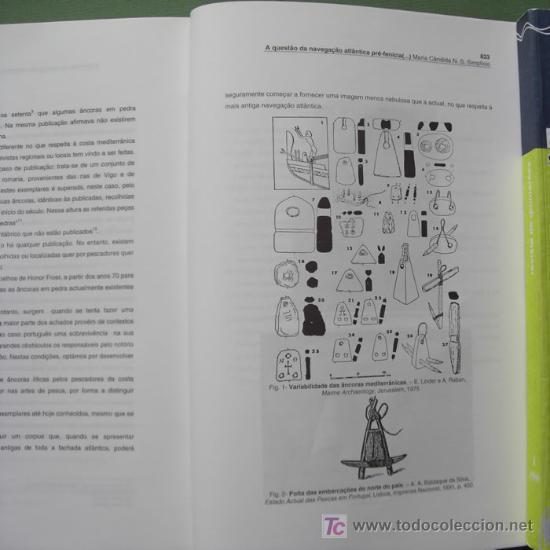 Libros: ACTAS DO CONGRESSO DE PROTO-HISTÓRIA EUROPEIA. DOS TOMOS. OBRA COMPLETA. ARQUEOLOGÍA - Foto 9 - 13249102