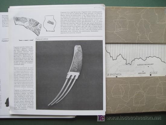 Libros: ARCHEOLOGICKE PAMIATKY A SUCASNOST. AUGUST 1983. OBJETOS ARQUEOLÓGICOS Y PRESENTE - Foto 8 - 13489989
