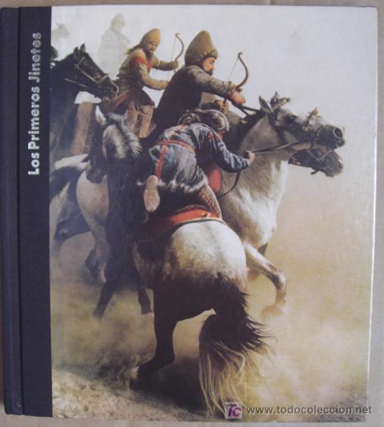 ORÍGENES DEL HOMBRE :LOS PRIMEROS JINETES (Libros Nuevos - Historia - Arqueología)