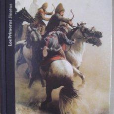 Libros: ORÍGENES DEL HOMBRE :LOS PRIMEROS JINETES. Lote 14012954