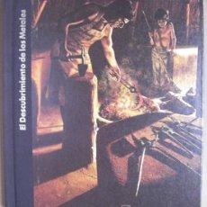 Libros: ORÍGENES DEL HOMBRE: DESCUBRIMIENTO DE LOS METALES. Lote 14013032