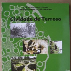 Libros: CIVIDADE DE TERROSO ( PÓVOA DEE VARZIM, PORTUGAL ). CULTURA CASTREÑA. Lote 14015258