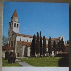 Libros: GUIDE BREVE DE AQUILEIA E GRADO (ITALIE). ARQUEOLOGÍA ROMANA. Lote 14071236