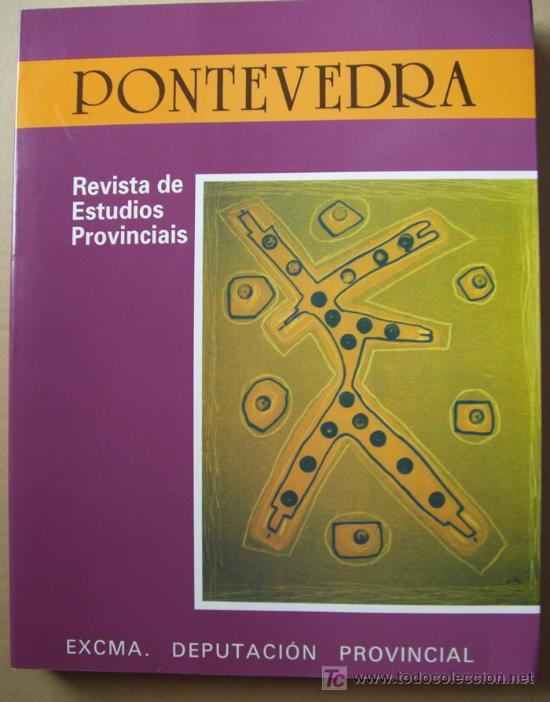 PONTEVEDRA.TOMO 12. REVISTA DE ESTUDOS PROVINCIAIS (Libros Nuevos - Historia - Arqueología)
