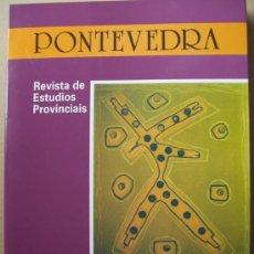 Libros: PONTEVEDRA.TOMO 12. REVISTA DE ESTUDOS PROVINCIAIS. Lote 14236503