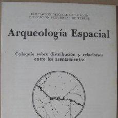 Libros: ANÁLISIS ECONÓMICO Y TERRITORIAL DE LOS CASTELLONES DE CEAL ( JAÉN ). Lote 217511380