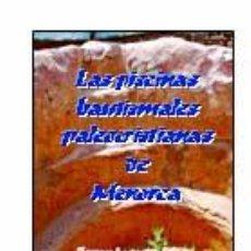 Libros: LAS PISCINAS BAUTISMALES PALEOCRISTIANAS DE MENORCA (ARTE - ARQUEOLOGÍA) (LAGARDA). Lote 27279934
