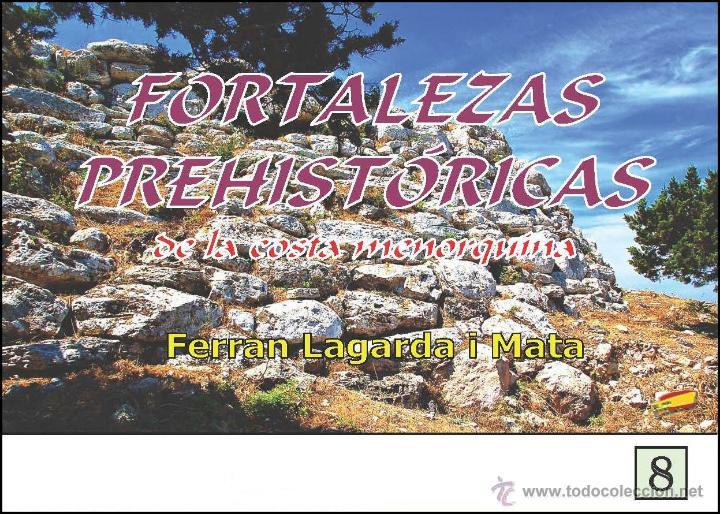 FORTALEZAS PREHISTÓRICAS DE LA COSTA MENORQUINA - LAGARDA MATA, FERRAN - ARQUEOLOGÍA MENORCA (Libros Nuevos - Historia - Arqueología)
