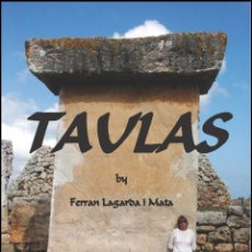 Libros: TAULAS OF MINORCA (ENGLISH VERSION) (LAGARDA). Lote 191867741