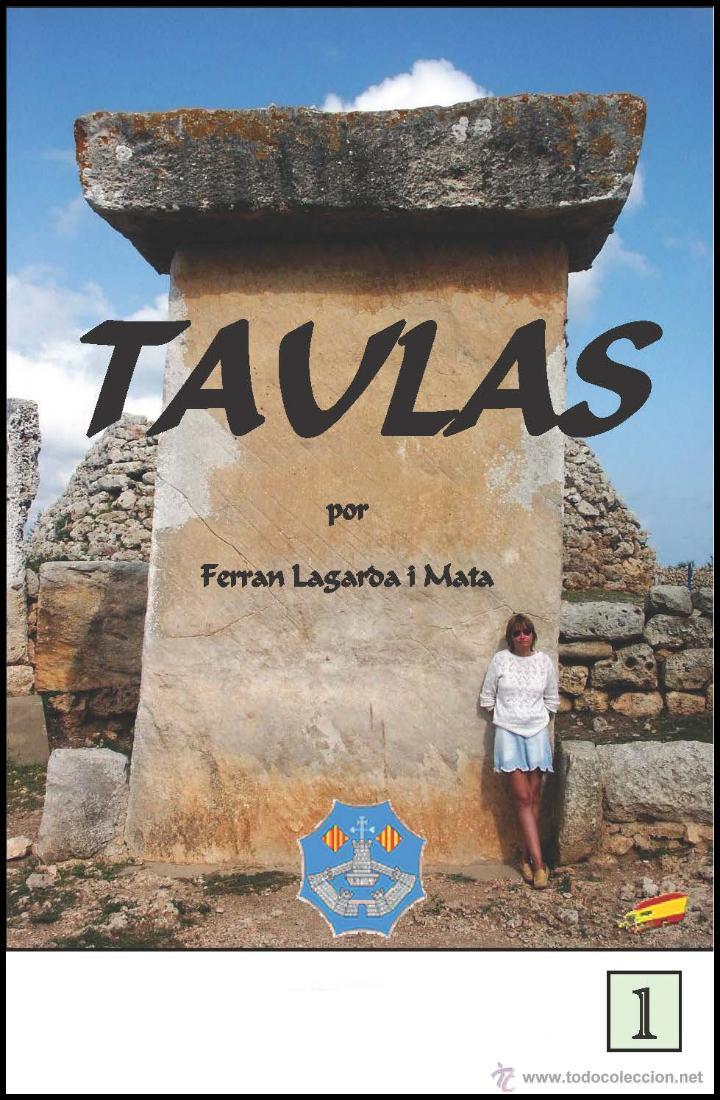 TAULAS DE MENORCA (VERSIÓN CASTELLANA) (LAGARDA) (Libros Nuevos - Historia - Arqueología)