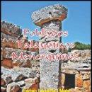 Libros: POBLADOS TALAYÓTICOS MENORQUINES. (LAGARDA). Lote 31717160