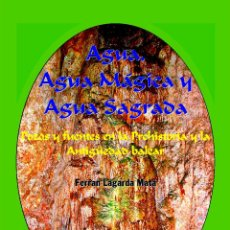 Libros: AGUA, AGUA MÁGICA Y AGUA SAGRADA. POZOS Y FUENTES EN LA PREHISTORIA Y LA ANTIGÜEDAD BALEAR. (MENORCA. Lote 262348075
