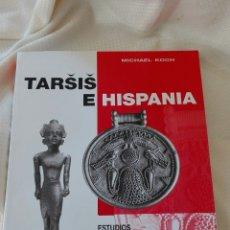 Libros: TARSIS E HISPANIA. Lote 62130168