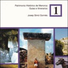 Libros: TORRALBA D'EN SALORT. ALAIOR, MENORCA.. Lote 67273873