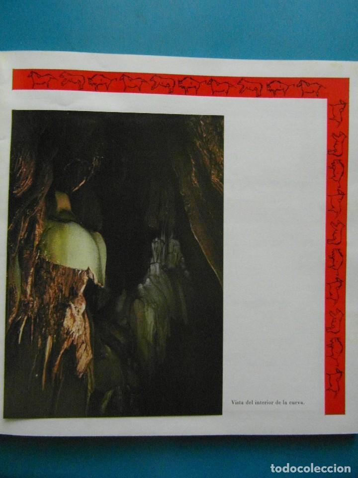 Libros: La Caverna de Santimamiñe. Juan Maria Apellaniz - Foto 2 - 131976317