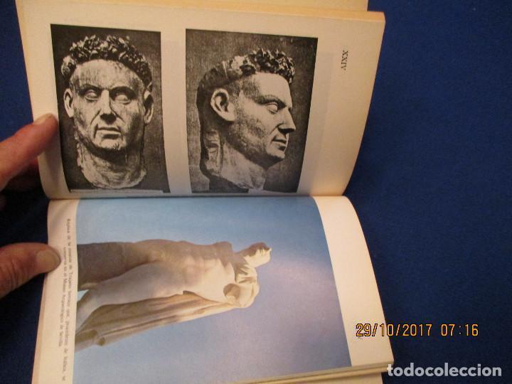 Libros: Andalucia Monumental ITÁLICA A.Garcia Bellido - Foto 2 - 102482879