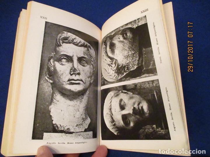 Libros: Andalucia Monumental ITÁLICA A.Garcia Bellido - Foto 3 - 102482879