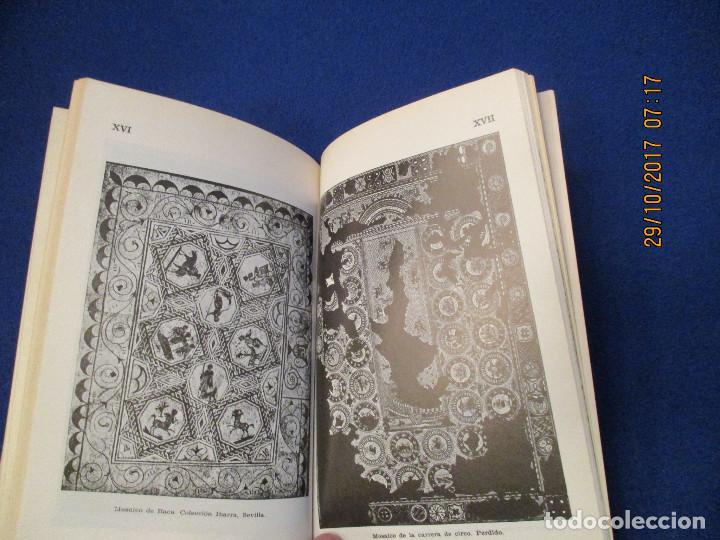 Libros: Andalucia Monumental ITÁLICA A.Garcia Bellido - Foto 4 - 102482879