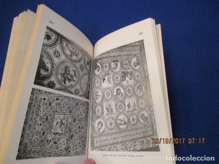 Libros: Andalucia Monumental ITÁLICA A.Garcia Bellido - Foto 5 - 102482879