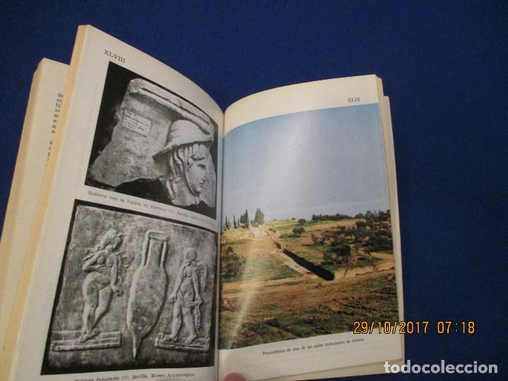 Libros: Andalucia Monumental ITÁLICA A.Garcia Bellido - Foto 7 - 102482879