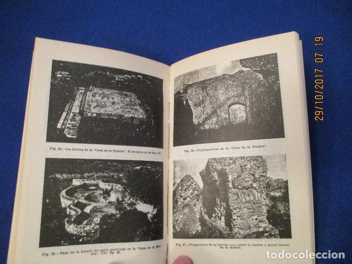 Libros: Andalucia Monumental ITÁLICA A.Garcia Bellido - Foto 11 - 102482879