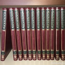 Libros: COLECCION COMPLETA LOS GRANDES DESCUBRIMIENTOS DE LA ARQUEOLOGÍA, ED. PLANETA. Lote 130089795