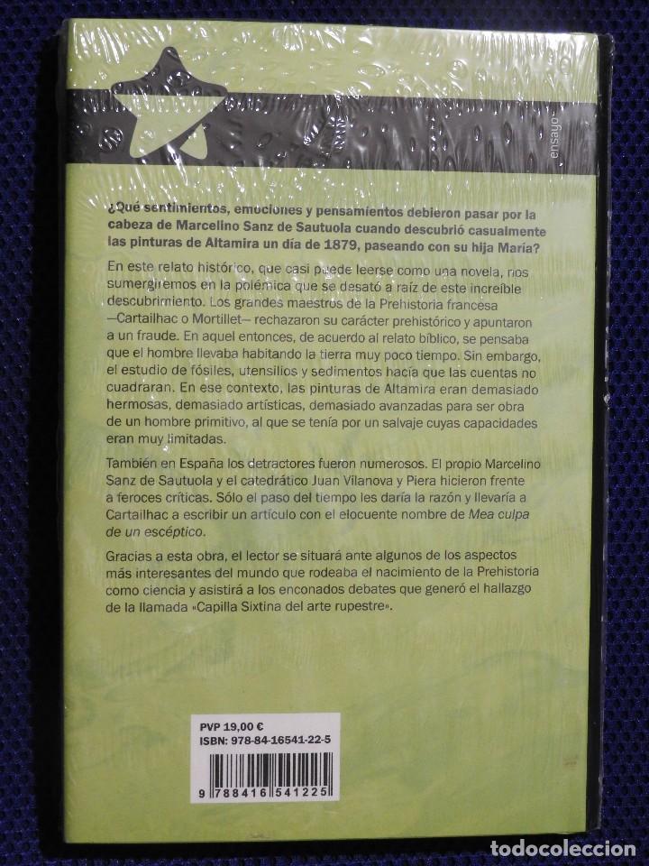 Libros: ALTAMIRA. José Calvo Poyato 2015. GRAN OCASION, NUEVO A ESTRENAR, PRECINTADO - Foto 2 - 139447894