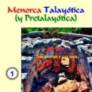 Libros: BINIAC. TRES NAVETAS Y UNA TAULA (LAGARDA MATA) - MENORCA. Lote 158585642