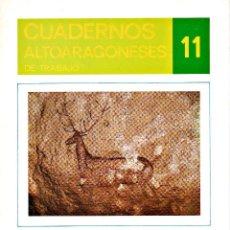 Libros: EL ALTOARAGÓN ANTES DE LA HISTORIA (EDAD DE PIEDRA). Lote 159507974