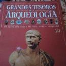 Libros: FASCÍCULOS TESOROS DE LA ARQUEOLOGÍA, NÚMEROS 2, 3,4,5,10,11 Y 13. Lote 159781141