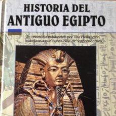 Libros: HISTORIAL DEL ANTIGUO EGIPTO. EDIMAT. Lote 168094928
