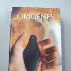 Libros: ORÍGENES. XABIER PEÑALVER. TXALAPARTA 9788481363289. Lote 172130497