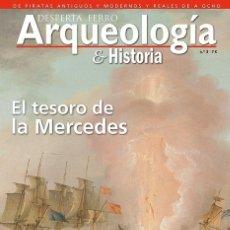 Libros: DOS O MÁS REVISTAS, ENVÍO GRATIS.DESPERTA FERRO ARQUEOLOGÍA Nº03. Lote 266319148