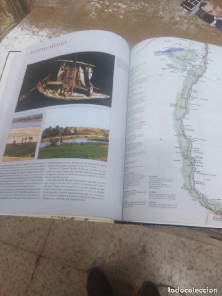 Libros: Biblioteca Egipto 15 tomos tapa dura - Foto 3 - 172700774