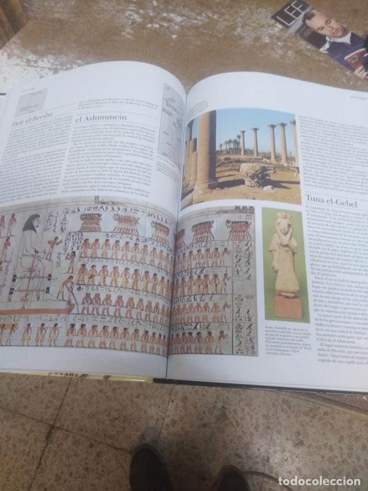 Libros: Biblioteca Egipto 15 tomos tapa dura - Foto 4 - 172700774