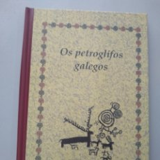 Libros: OS PETROGLIFOS GALEGOS ANT 9788489976689. Lote 175393439