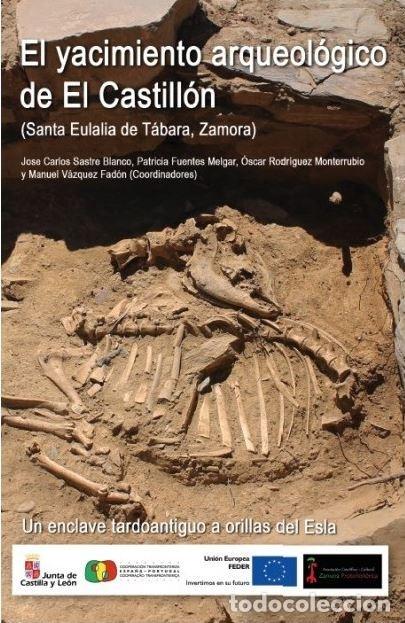 EL YACIMIENTO ARQUEOLÓGICO DE EL CASTILLÓN (VV.AA.) GLYPHOS 2015 (Libros Nuevos - Historia - Arqueología)