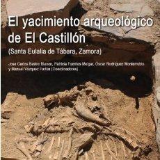 Libros: EL YACIMIENTO ARQUEOLÓGICO DE EL CASTILLÓN (VV.AA.) GLYPHOS 2015. Lote 180476680