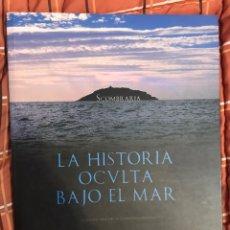 Libros: LIBRO MARQ ALICANTE MURCIA LA HISTORIA A TRAVES DEL MAR 100 PAG. Lote 183457266