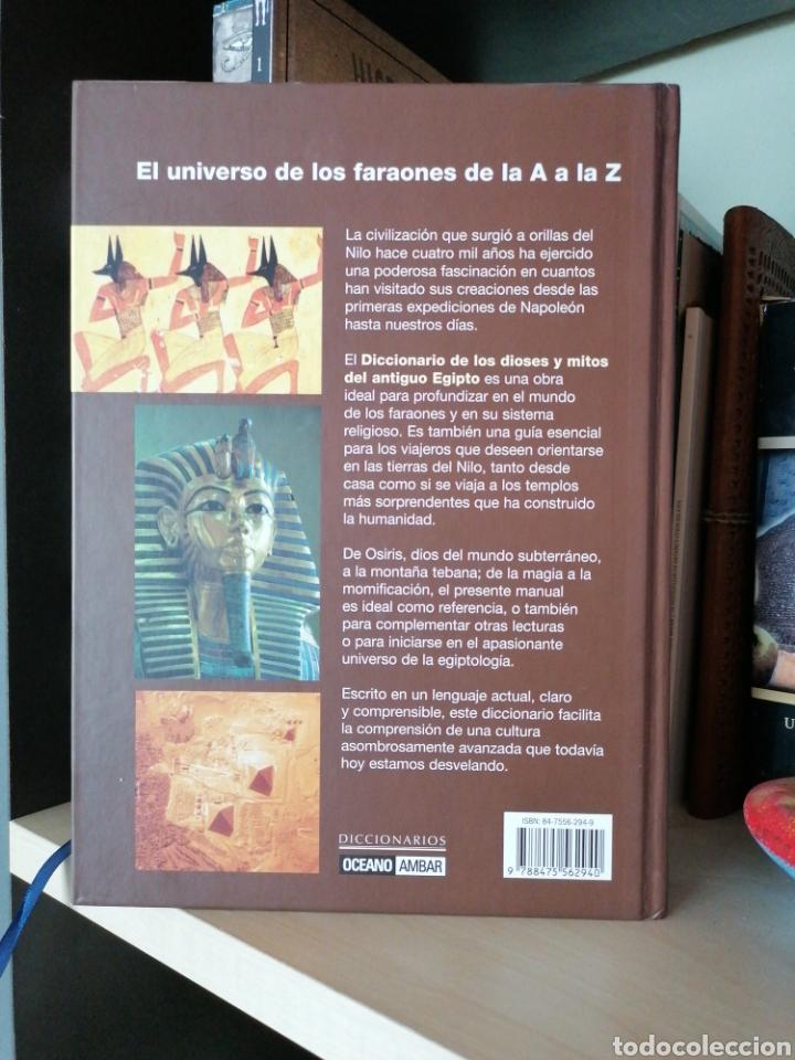 Libros: Dioses y mitos del Antiguo Egipto. - Foto 2 - 184424253