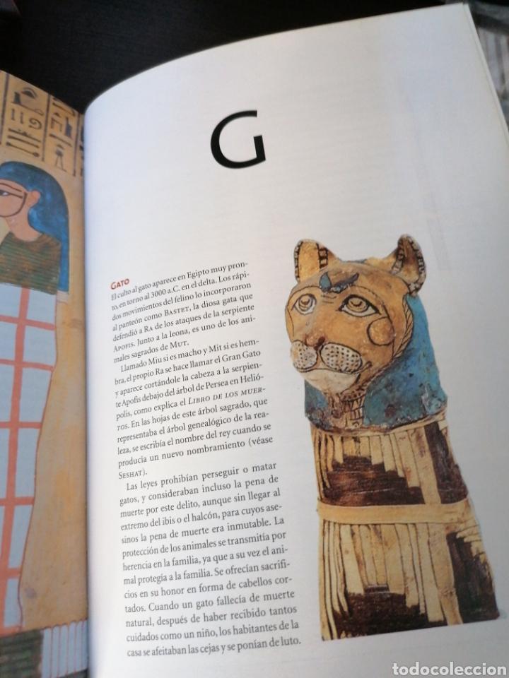 Libros: Dioses y mitos del Antiguo Egipto. - Foto 3 - 184424253
