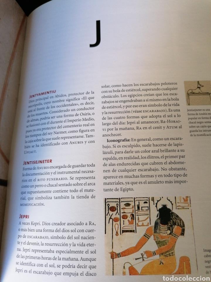 Libros: Dioses y mitos del Antiguo Egipto. - Foto 4 - 184424253